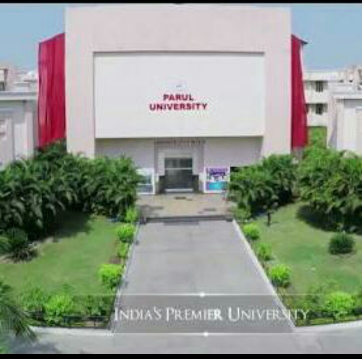 Parul University Gujarat Images And Videos 2020