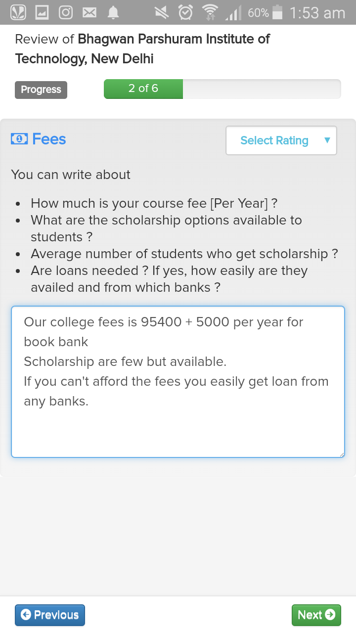 Mahor Technology Management: Fees Structure And Courses Of Bhagwan Parshuram Institute