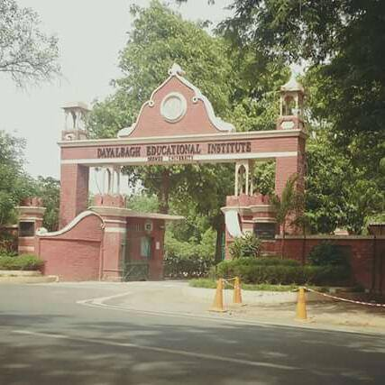 Dayalbagh Educational Institute Faculty Of Engineering Agra Images And Videos 2020